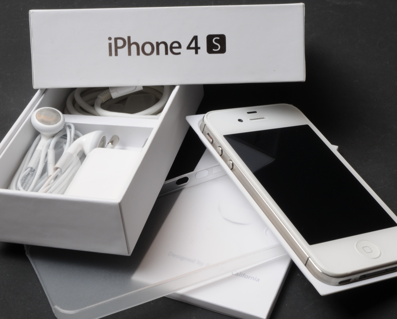 apple iphone 4s 64gb wei ohne simlock smartphone ebay. Black Bedroom Furniture Sets. Home Design Ideas